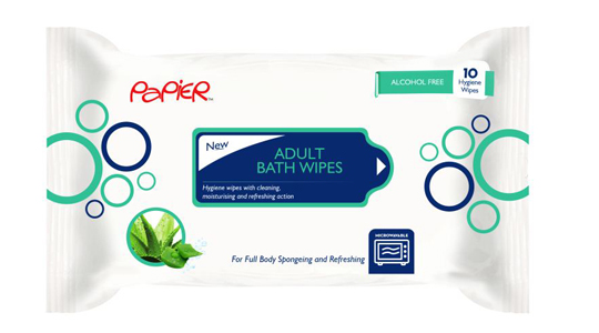 Adult-Bath-Wipes-Papier-Creations-India