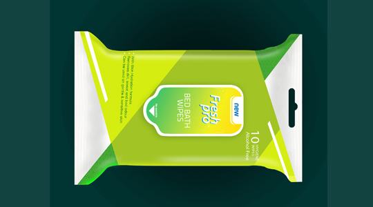 FreshPro-Bed-Bathwipes-Green